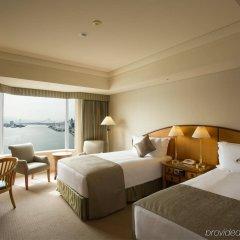 Отель Intercontinental Tokyo Bay Токио комната для гостей фото 5