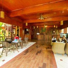 Отель Deeden Pattaya Resort интерьер отеля