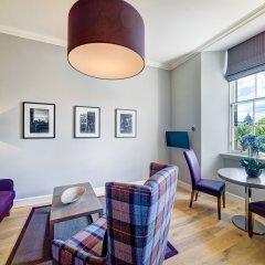 Отель Destiny Scotland - George Iv Apartments Великобритания, Эдинбург - отзывы, цены и фото номеров - забронировать отель Destiny Scotland - George Iv Apartments онлайн комната для гостей