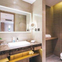 Отель Royal Logoon Hotel - Xiamen Китай, Сямынь - отзывы, цены и фото номеров - забронировать отель Royal Logoon Hotel - Xiamen онлайн ванная