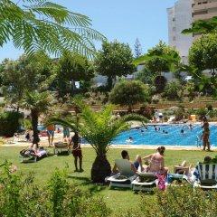 Отель Apartamentos Turisticos Jardins Da Rocha детские мероприятия