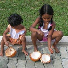 Отель Negombo Village детские мероприятия