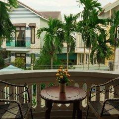 Отель Cam Chau Homestay Хойан балкон