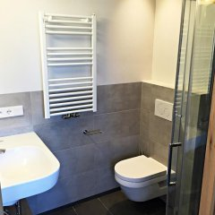 Отель Residence Egger Терлано ванная фото 2