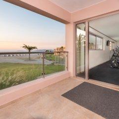 Отель Horizon Beach Resort Греция, Калимнос - отзывы, цены и фото номеров - забронировать отель Horizon Beach Resort онлайн фитнесс-зал фото 3