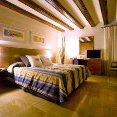Отель Sercotel Palacio de Tudemir Испания, Ориуэла - отзывы, цены и фото номеров - забронировать отель Sercotel Palacio de Tudemir онлайн комната для гостей фото 2