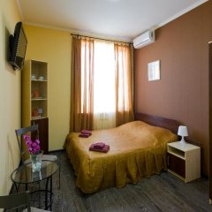 Гостиница Новокосино Стандартный номер с двуспальной кроватью