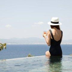Отель Cap Rocat Кала-Блава бассейн фото 2
