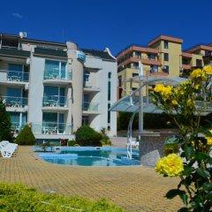 Отель Africana Болгария, Свети Влас - отзывы, цены и фото номеров - забронировать отель Africana онлайн бассейн фото 3