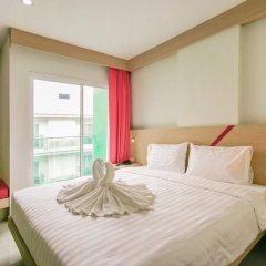 SunSeaSand Hotel комната для гостей фото 3