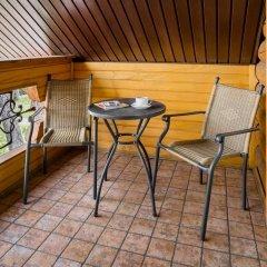 Гостиница Hutor Hotel Украина, Днепр - отзывы, цены и фото номеров - забронировать гостиницу Hutor Hotel онлайн балкон