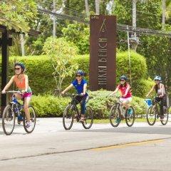 Отель Nikki Beach Resort спортивное сооружение