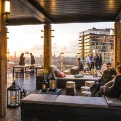 Novotel London Canary Wharf Hotel питание фото 2