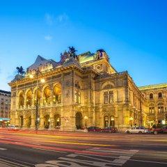 Отель Abieshomes Vienna Opera Австрия, Вена - отзывы, цены и фото номеров - забронировать отель Abieshomes Vienna Opera онлайн вид на фасад