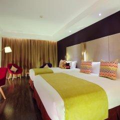 Отель Super 8 Xian Big Wild Goose Pagoda комната для гостей фото 2