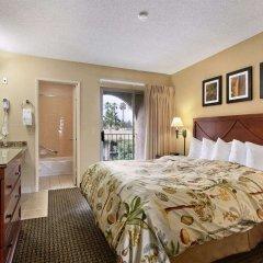Отель Presidio Inn США, Сан-Диего - отзывы, цены и фото номеров - забронировать отель Presidio Inn онлайн комната для гостей