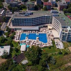 Отель Феста Панорама Отель Болгария, Несебр - отзывы, цены и фото номеров - забронировать отель Феста Панорама Отель онлайн пляж