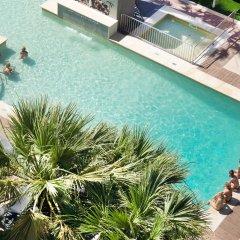 Апартаменты Vistasol Apartments бассейн