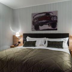 Домина Отель Новосибирск комната для гостей фото 3
