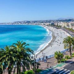 Отель Studios Cenac Riviera пляж