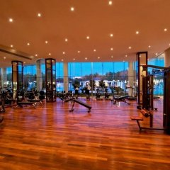 Zeynep Hotel - All Inclusive Белек фитнесс-зал фото 2