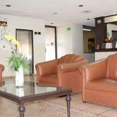 Отель Casa Real Zacatecas интерьер отеля