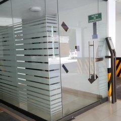 Отель Grupo Kings Suites Platon 436 Мехико парковка