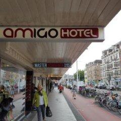 Amigo Budget Hostel городской автобус