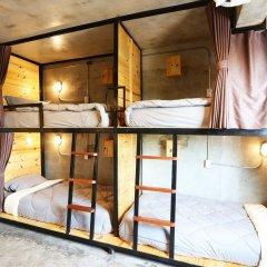 Hanu Hostel сауна