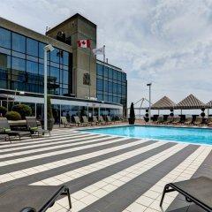 Отель Radisson Hotel Admiral Toronto-Harbourfront Канада, Торонто - отзывы, цены и фото номеров - забронировать отель Radisson Hotel Admiral Toronto-Harbourfront онлайн бассейн фото 3