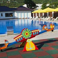 Гостиница Кубань (Геленджик) бассейн фото 3