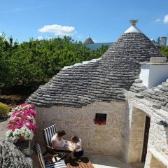 Отель Romantic Trulli Альберобелло фото 11