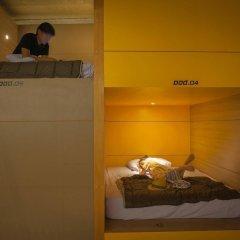 POD Hostel & Designshop сауна