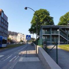 Апартаменты Studio in Nacka Nasbypark городской автобус