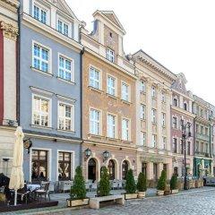 Отель Super-Apartamenty Market Square View Польша, Познань - отзывы, цены и фото номеров - забронировать отель Super-Apartamenty Market Square View онлайн вид на фасад