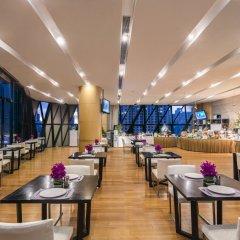 Отель Ascott Raffles City Beijing Китай, Пекин - отзывы, цены и фото номеров - забронировать отель Ascott Raffles City Beijing онлайн питание фото 2