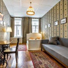Отель Друзья на Казанской Санкт-Петербург комната для гостей фото 3
