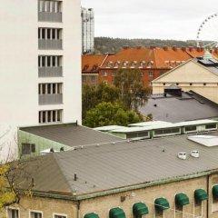 Отель Elite Park Avenue Hotel Швеция, Гётеборг - отзывы, цены и фото номеров - забронировать отель Elite Park Avenue Hotel онлайн балкон