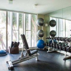 Отель Avalon Hotel Beverly Hills США, Беверли Хиллс - отзывы, цены и фото номеров - забронировать отель Avalon Hotel Beverly Hills онлайн фитнесс-зал