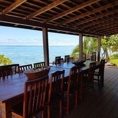 Отель Villa Ylang Ylang - Moorea гостиничный бар