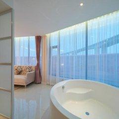 Отель Aizhu Boutique Theme Hotel Китай, Сямынь - отзывы, цены и фото номеров - забронировать отель Aizhu Boutique Theme Hotel онлайн ванная