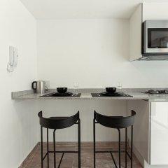 Апартаменты Coziest Studio in Condesa Мехико фото 9