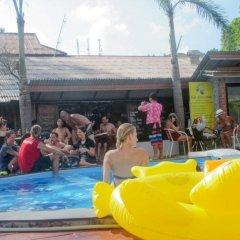 Отель Carabao Dive Resort детские мероприятия