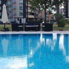 Отель Boomerang Apartments Болгария, Солнечный берег - отзывы, цены и фото номеров - забронировать отель Boomerang Apartments онлайн бассейн фото 2
