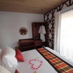 Отель ViewPoint Lodge & Fine Cuisines комната для гостей