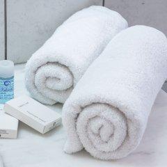 Lavris Hotel Bungalows ванная
