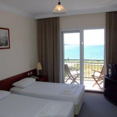 Albayrak Apart Hotel Чешме комната для гостей фото 5
