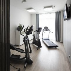 Отель Barcelo Hamburg Германия, Гамбург - 3 отзыва об отеле, цены и фото номеров - забронировать отель Barcelo Hamburg онлайн фитнесс-зал фото 2
