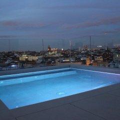 Отель Dear Hotel Madrid Испания, Мадрид - 1 отзыв об отеле, цены и фото номеров - забронировать отель Dear Hotel Madrid онлайн бассейн фото 3