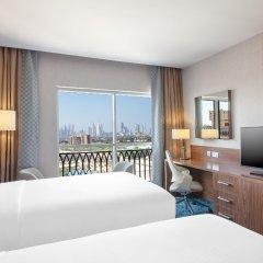 Отель Hilton Garden Inn Dubai Al Jadaf Culture Village комната для гостей фото 3